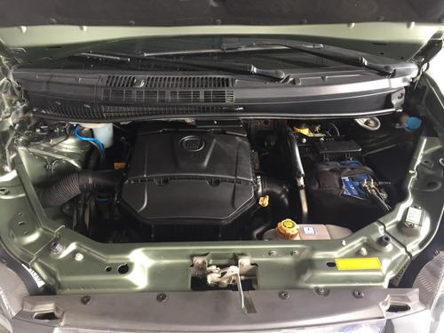fiat idea modelo 2015 4x2 gaoslina motor 1.600