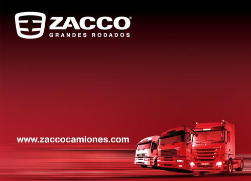fiat iveco 150 con m benz 1620 nuevo chasis -entrega+ctas-