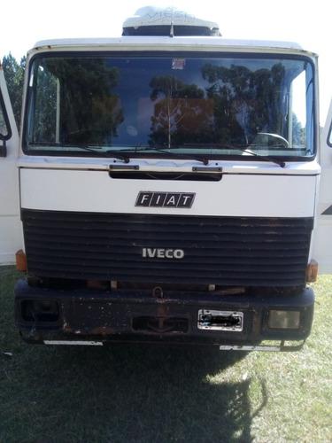 fiat iveco 150 volcador - 1992