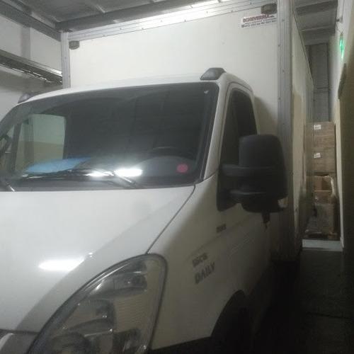 fiat iveco 55c16 como nueva menos de 100 mil km