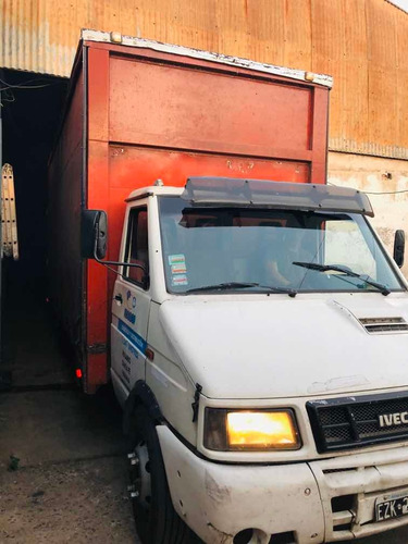 fiat iveco daily 7012