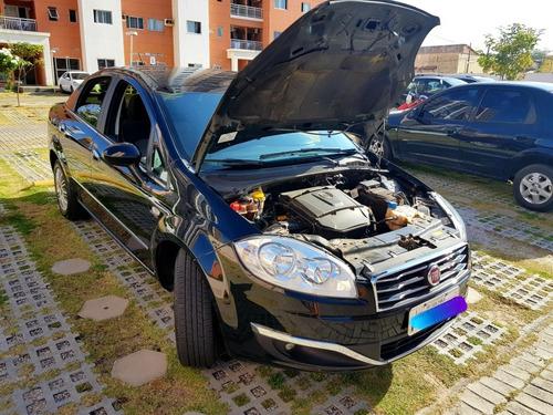 fiat linea 1.8 16v essence flex dualogic 4p 2015