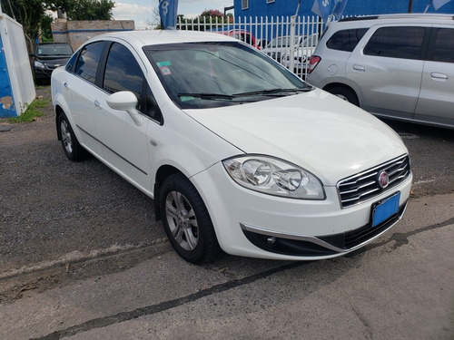 fiat linea 1.8 absolute 130cv 2015