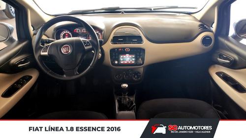fiat linea 1.8 essence 2016