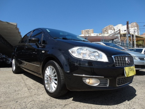 fiat linea absolute flex!! impecavel!!! sem entrada!!