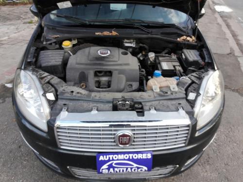 fiat linea dualogic 1.9 16v nafta mod09 automotores santiago