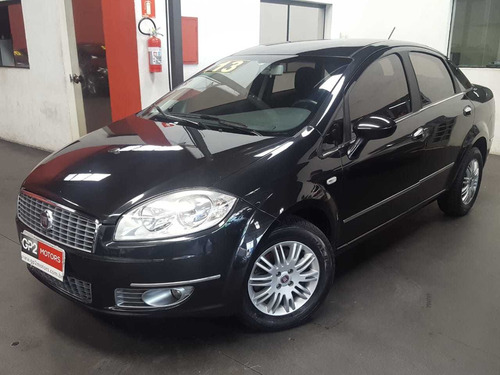 fiat linea essence 1.8 16v dualogic flex 2013