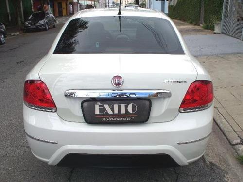 fiat linea essence 1.8 flex manual branco 2015