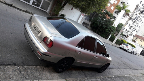 fiat marea 2.0 turbo 4p 2000
