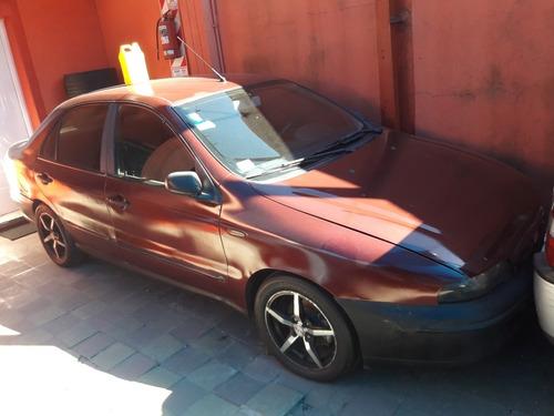 fiat marea gnc full 4 puertas financio (aty automotores)