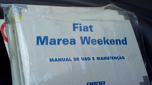 fiat marea weekend