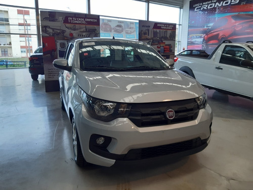 fiat mobi 0km 1.0 solo con dni 100% financiado 40% off *