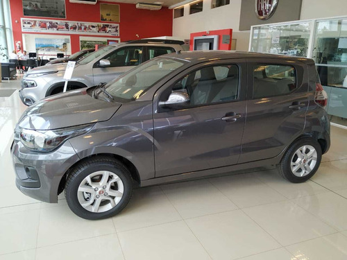 fiat mobi 1.0 easy 100% financiado