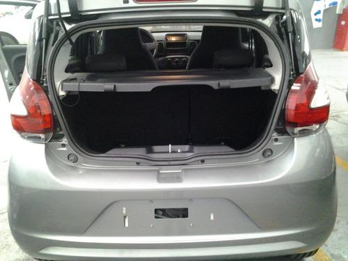 fiat mobi 1.0 easy pack top 0km gris financiado en cuotas!!
