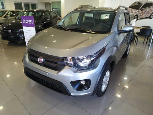 fiat mobi 1.0 easy pack top 2020 / 0km way 2020