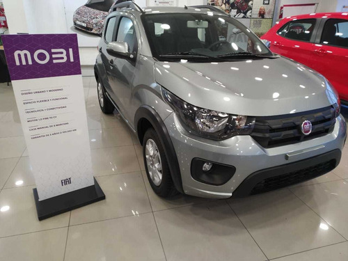 fiat mobi 1.0 easy pack top 2020 / 0km way 2020 okm