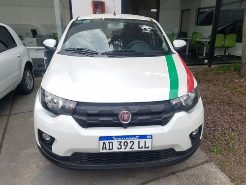 fiat mobi 1.0 easy pack top como nuevoo kms reales! (aes)