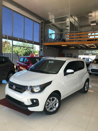 fiat mobi 1.0 easy pop - costa autos