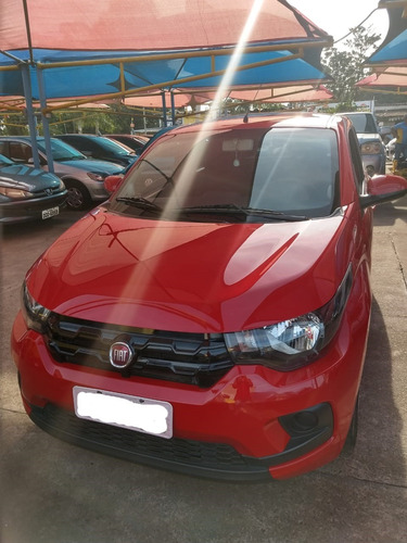 fiat mobi 1.0 like on fire flex 2017 impecável!!