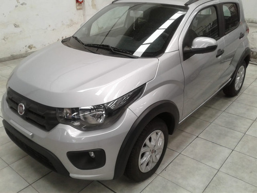 fiat mobi 1.0 way 0km 2020 (el)