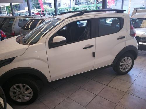fiat mobi 1.0 way el auto mas vendido okm #yomequedoencasa