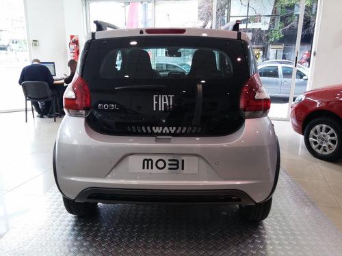 fiat mobi 1.0 way financiación con o sin veraz g