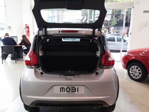 fiat mobi 1.0 way live gnc 100% financiado retiro $49.700 -a