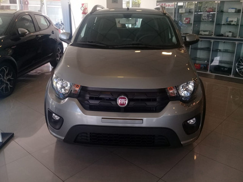 fiat mobi 1.0 way live on 0km 2019 contado finaciado