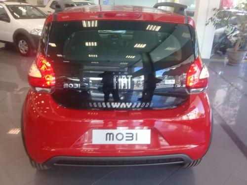 fiat mobi 1.0 way live on 0km fianciacion-entrega inmediata