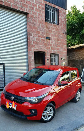 fiat mobi 2016 1.0 easy pack top