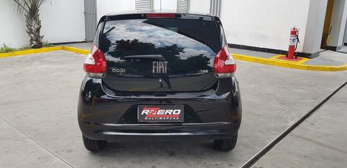 fiat mobi 2017 like completo 4 portas 11.000 km top de linha