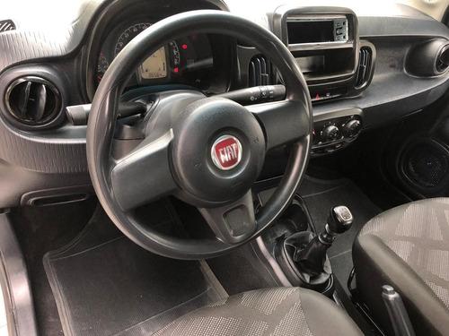 fiat mobi 2018 drive completo 1.0 flex 26.000 km revisado