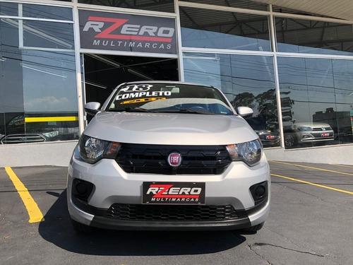 fiat mobi 2018 drive completo 1.0 flex 28.000 km revisado