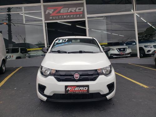 fiat mobi 2018 easy 1.0 flex revisado sem entrada 34.000 km