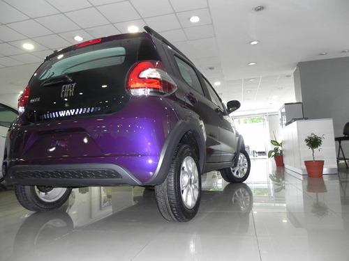 fiat mobi 2020 0km - nafta o gnc - ideal uber - tomo usado *