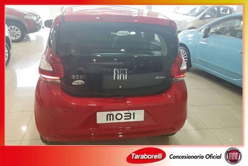 fiat mobi easy 0km 2017 anticipo $ 75000 y cuotas