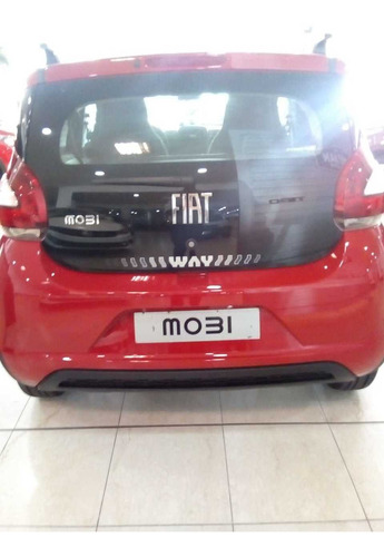 fiat mobi easy pack top 1.0 adjudicado entrega inmediata gnc