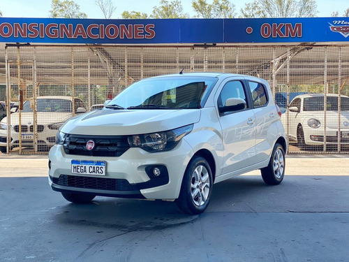 fiat mobi easy pack top 2017 -  impecable! - igual a 0km!!!