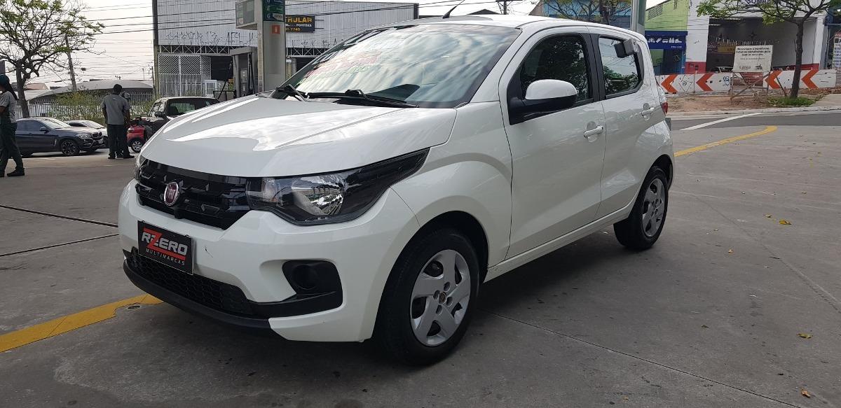 Fiat Mobi Like 2017 Completo 21 000 Km 1 0 8v Flex 4 Portas