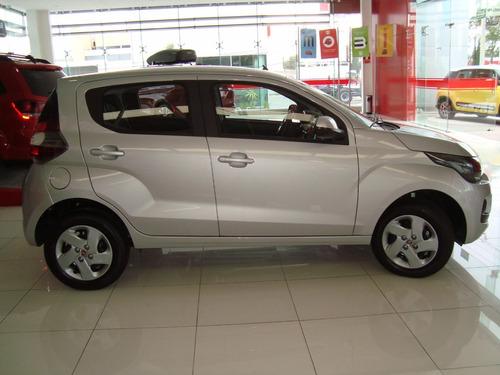 fiat mobi like  el pequeño gran auto !!