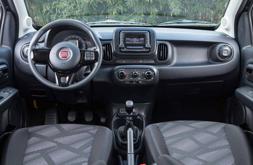 fiat mobi manual 0km (super ecomnomico) anticipo 98mil- l