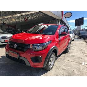Fiat Mobi Way 1.0 Flex, Fti5639