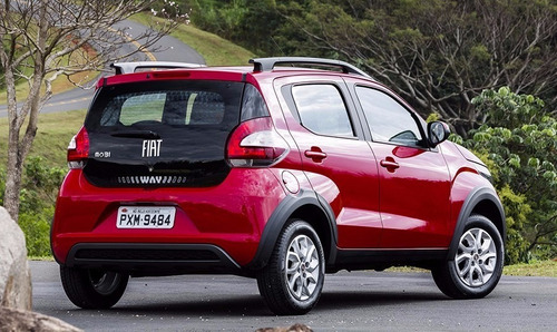 fiat mobi way c/ pack top ant. $70000 ycuotas