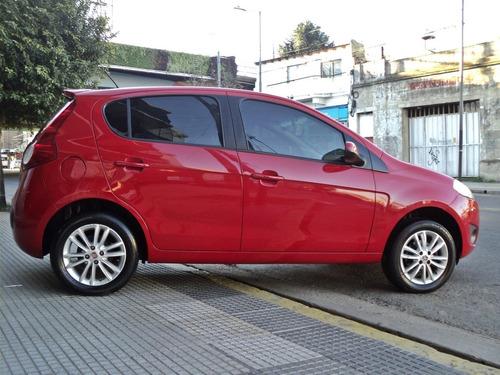 fiat novo palio 2014 1.6n essence pack seguridad!!!