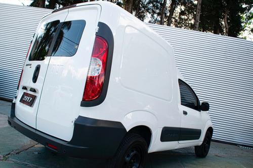 fiat nuevo fiorino fire evo pack top 1.4 8v griff cars