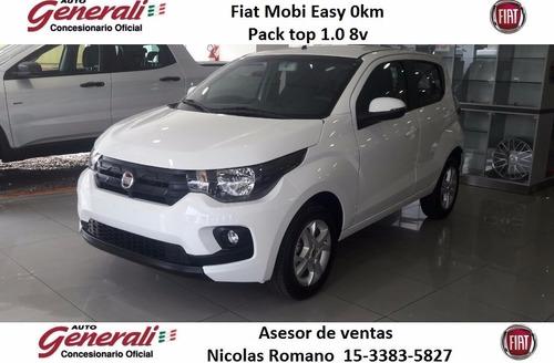 fiat nuevo mobi easy  0km 2020 1.0  #ca1