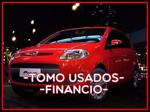 fiat nuevo palio 0km!  $40.000/tu usado +cuotas solo dni asr