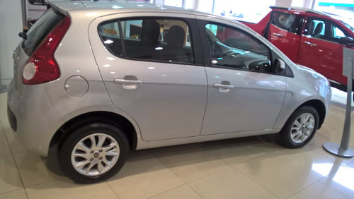 fiat nuevo palio active 1.4 no focus, fun, gol, fox, march