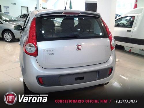 fiat nuevo palio attractive 1.4 2017 gris 5 puertas 0km