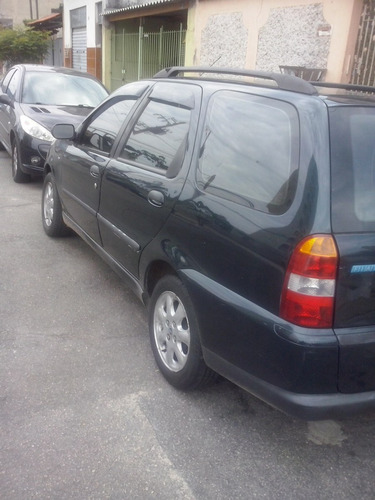fiat pailo weekend elx 16 v 2002 gasolina